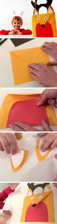 Santa Envelope.