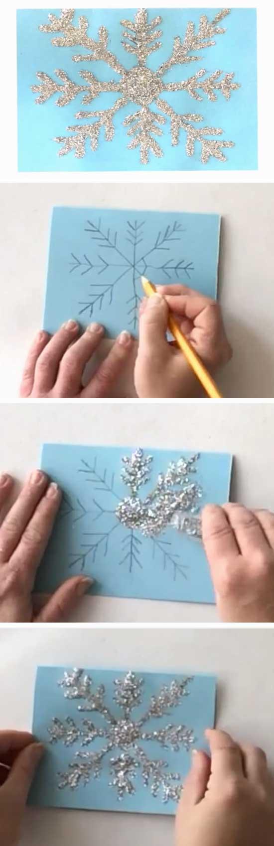 Shiny Snowflake.