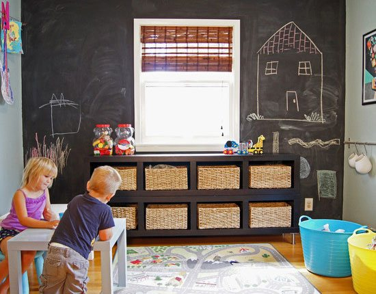 Endless Hours of Fun in a Playroom.