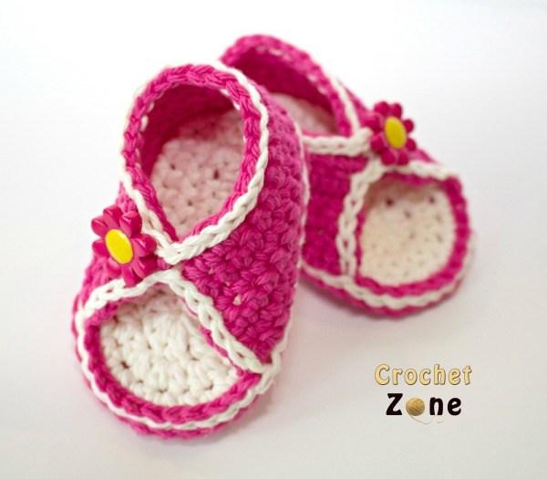 Peek-A-Boo Sandals.
