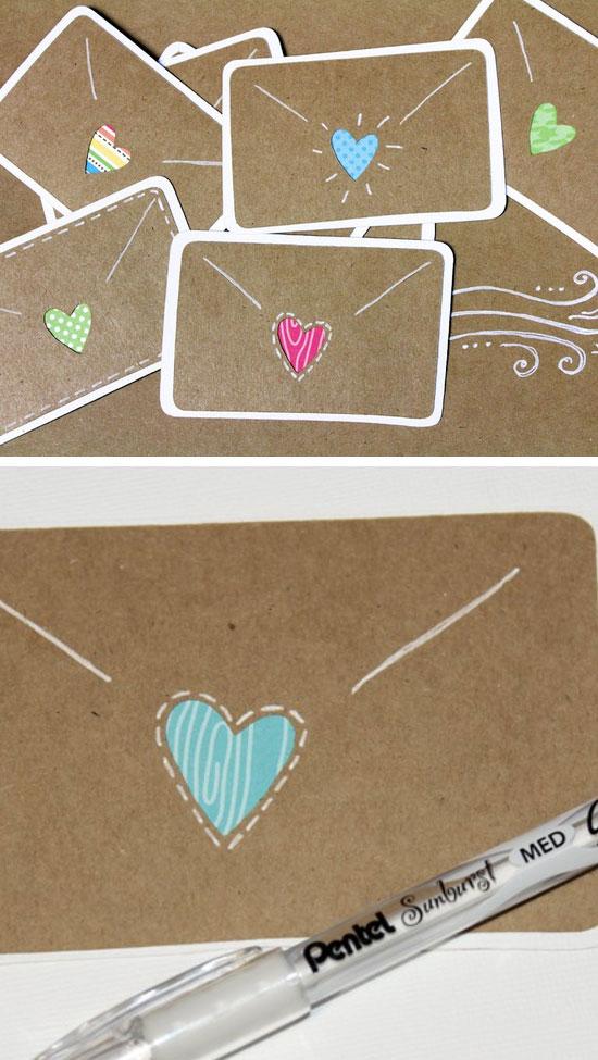 Mini Love Notes.