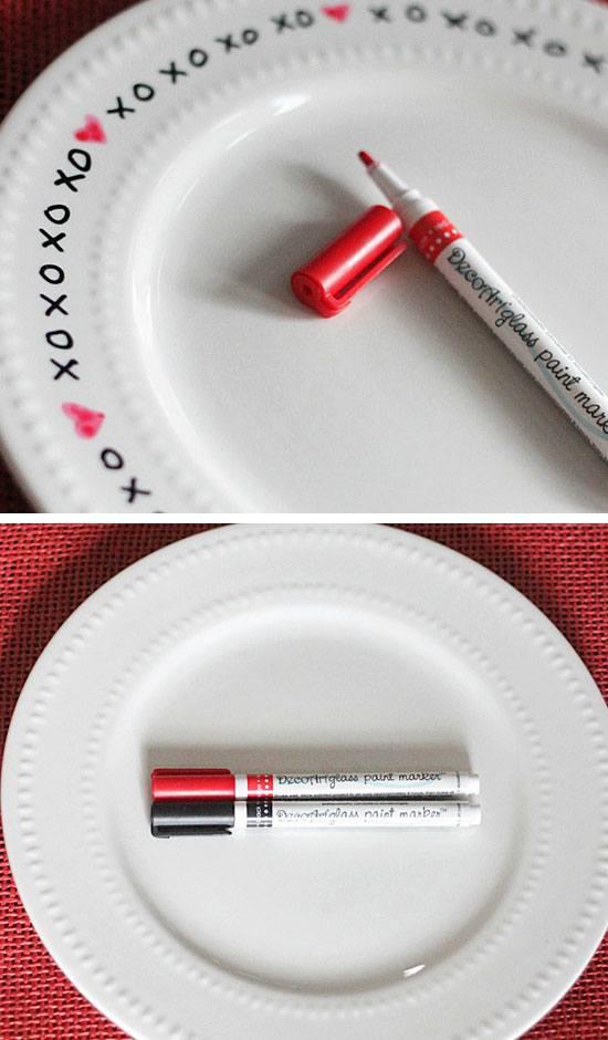 XOXO Plate.
