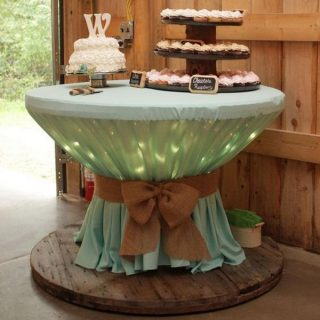 45 Beautiful Rustic Wedding Ideas