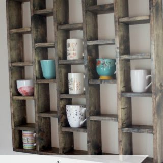 40 Stylish DIY Shelves With Lots of Tutorials