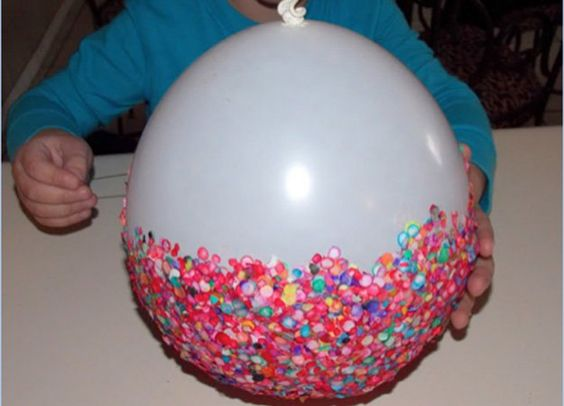 Balloon Bowl. It makes a great decoration for your house.
