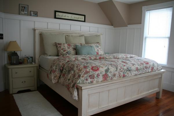 King Size Bed Frame. Get the directions