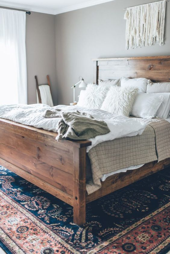 Stylish Bed Design.