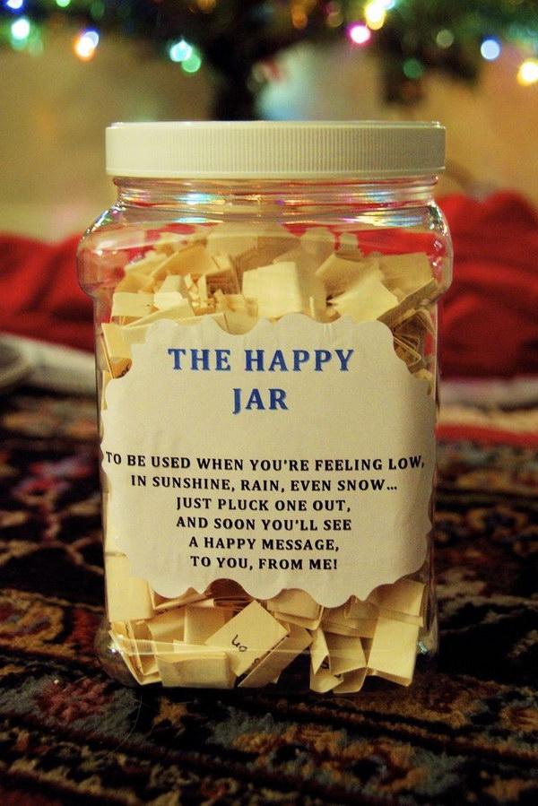 The Happy Jar.