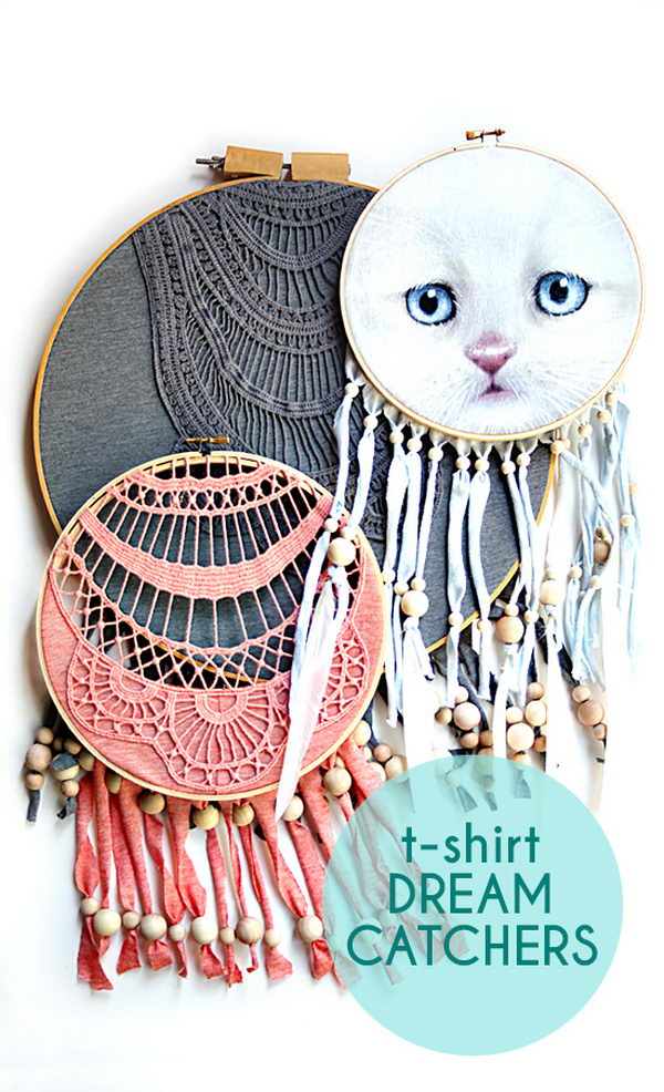 T-Shirt Dreamcatchers.