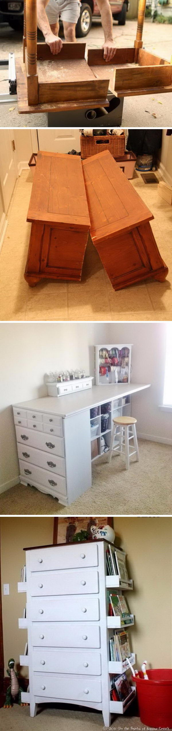 Awesome Diy Projects And Tutorials To Redo Your Old Furniture