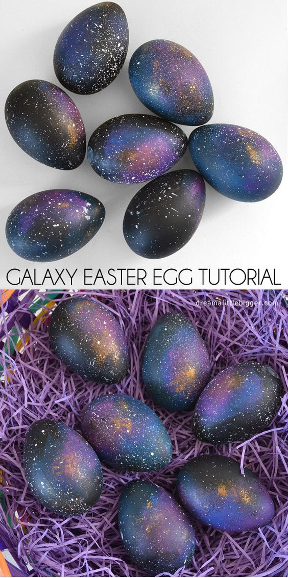 Galaxy Easter Egg. Get the detailed tutorial