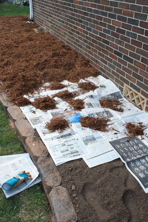 Eco-Friendly Ways To Keep Weeds Out Of Your Garden.