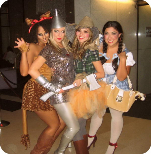 awesome oz costumes for girlfriend group