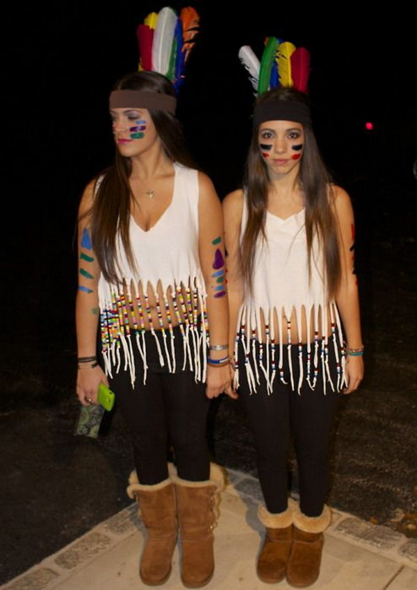40 girlfriend group halloween costume ideas 2017 indian halloween costumes solutioingenieria Choice Image