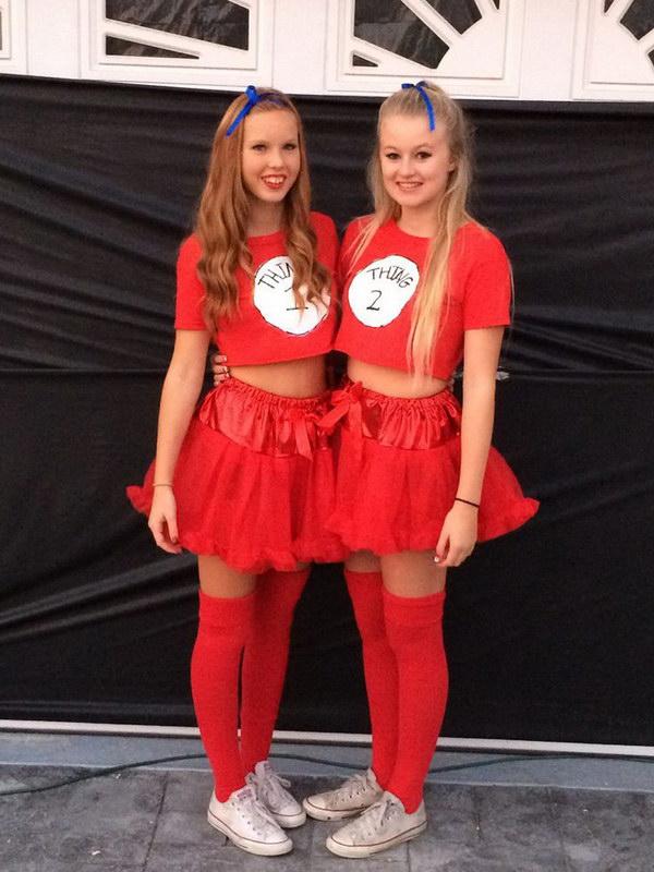 40 Girlfriend Group Halloween Costume Ideas 2018