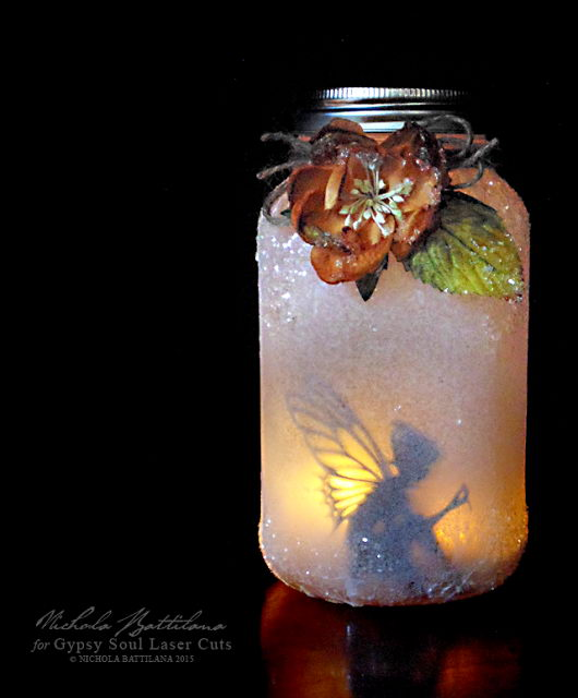 Fairy Lantern with Tutorial.