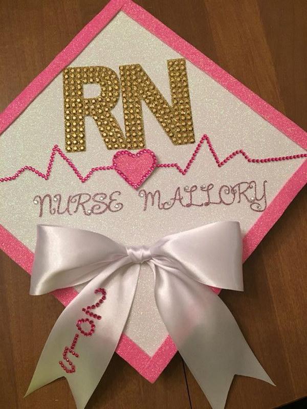 RN Graduation Cap