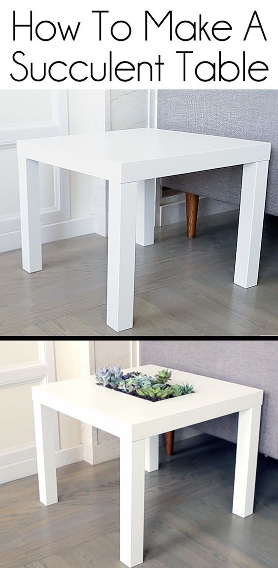 Amazing 15 Brilliant Ikea Table Hacks 2019 Home Interior And Landscaping Transignezvosmurscom