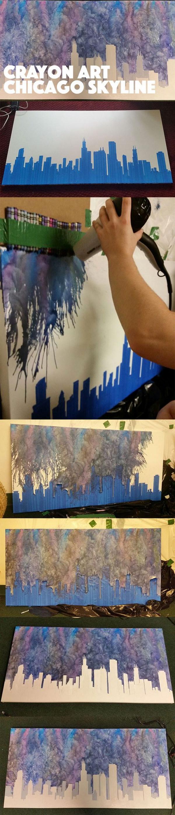 Amazing Crayon Art
