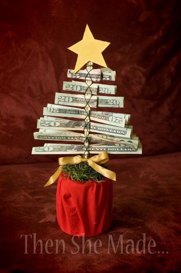 DIY Money Tree.