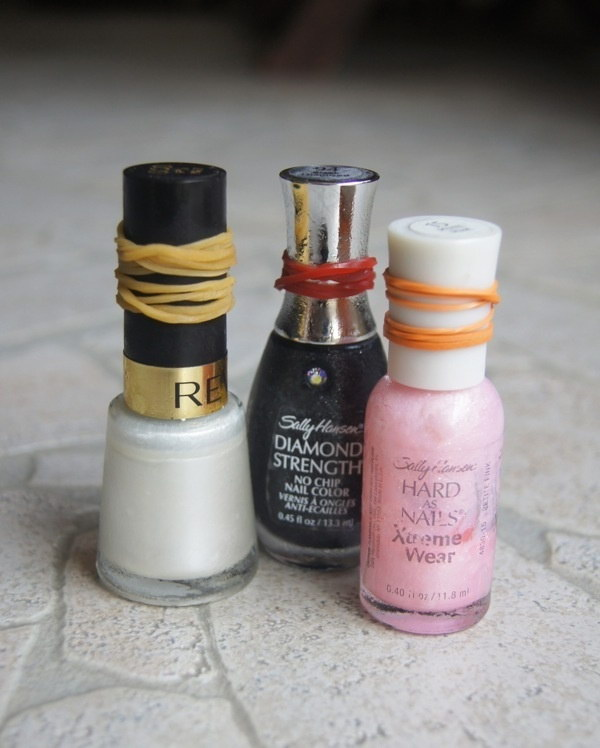 Open A Nail Polish Bottle Easily.