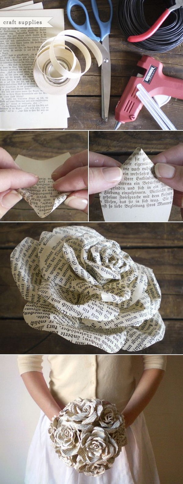40 Cool Diy Projects Made With Old Books 2017