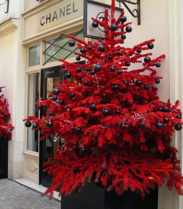 Chanel Christmas Tree
