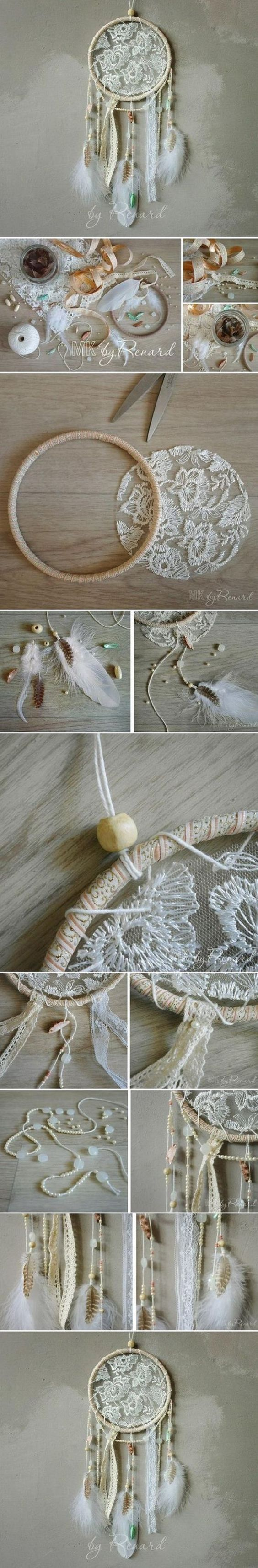 30 DIY Shabby Chic Decor Ideas & Tutorials 2017