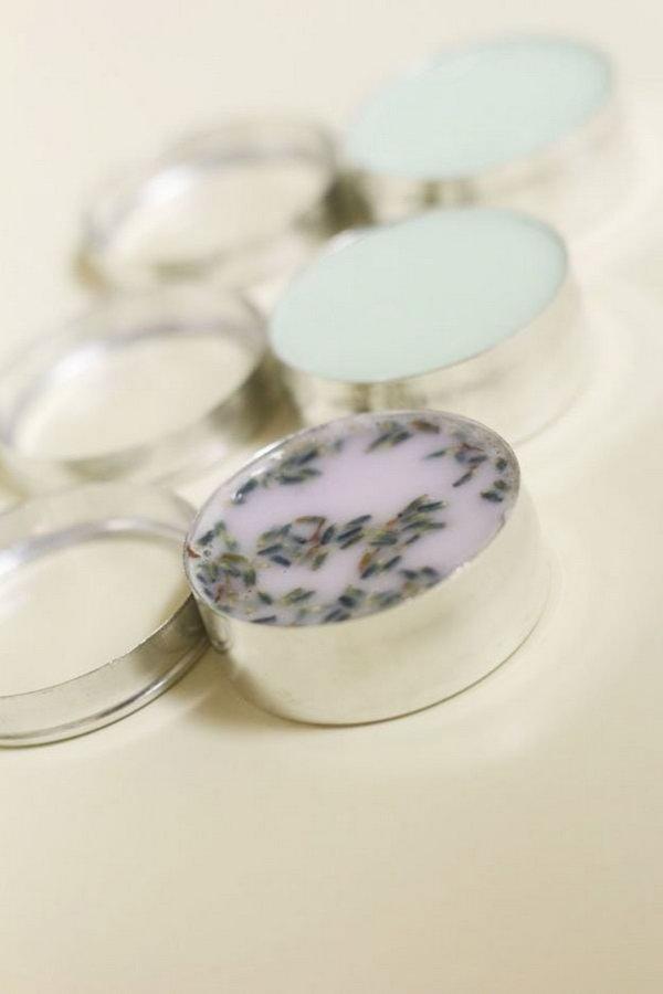 DIY Travel Tin Soap