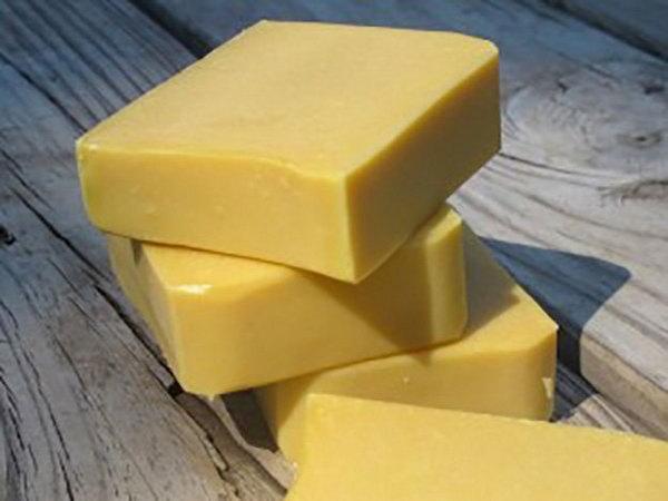 DIY Buttermilk Baby Soap Tutorial