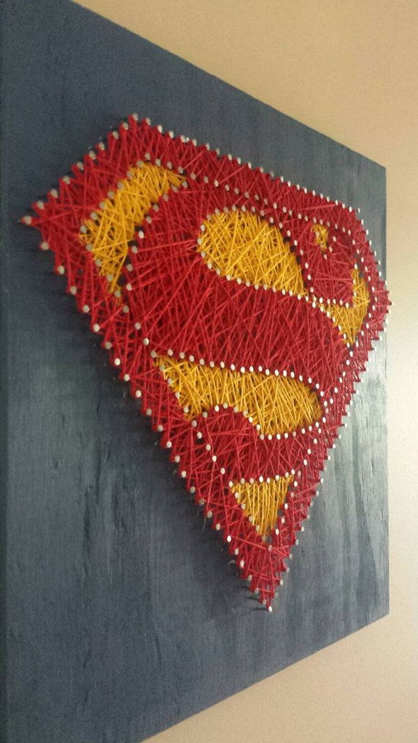 Dimond String Art. See more details