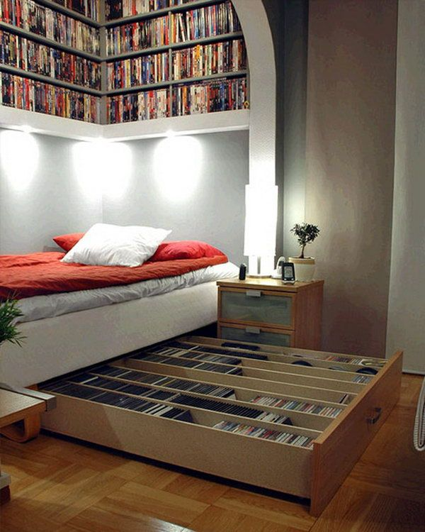 space storage bed bedroom drawers creative under gallery view drawer in to adds your