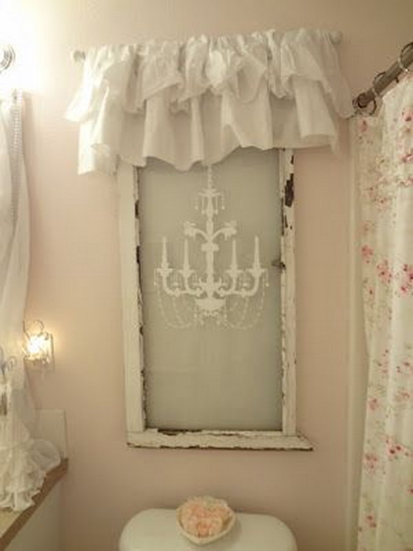 Beautiful Shabby Chic Wall Decor.