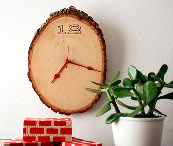 Log Slice Wall Clock. Check out the tutorial