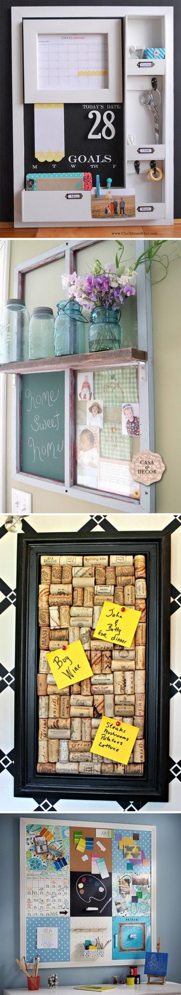 Creative Bulletin Board DIY Projects.
