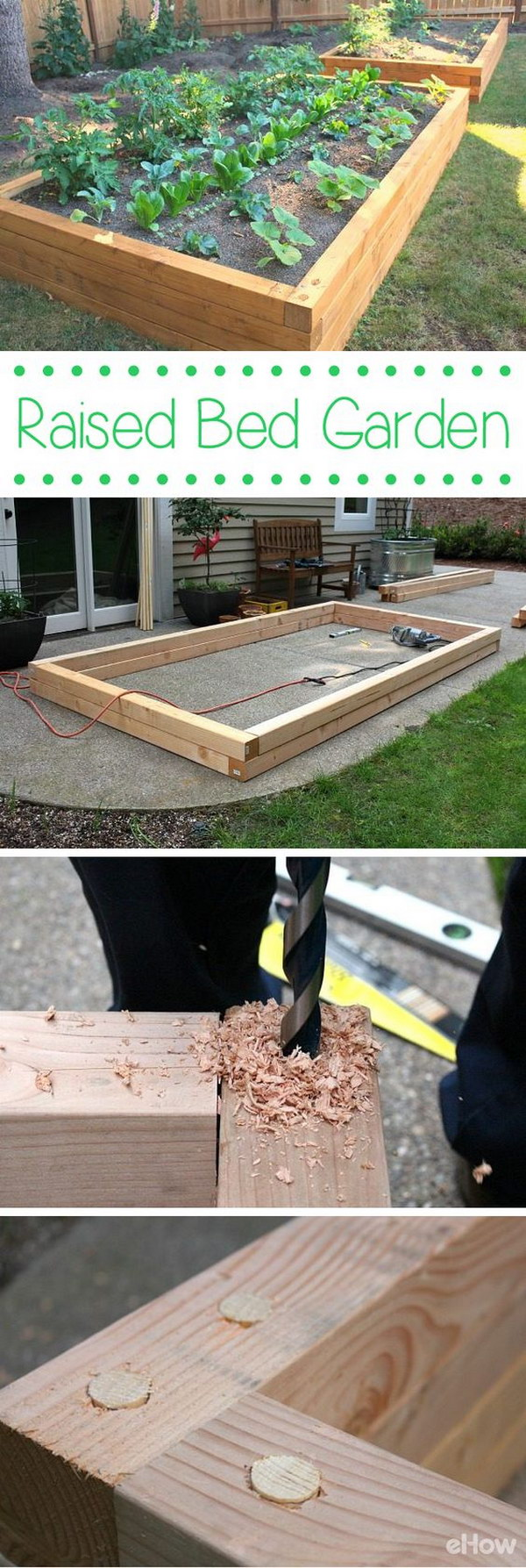 Raised Garden Bed.