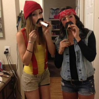 30+ Friend Halloween Costumes