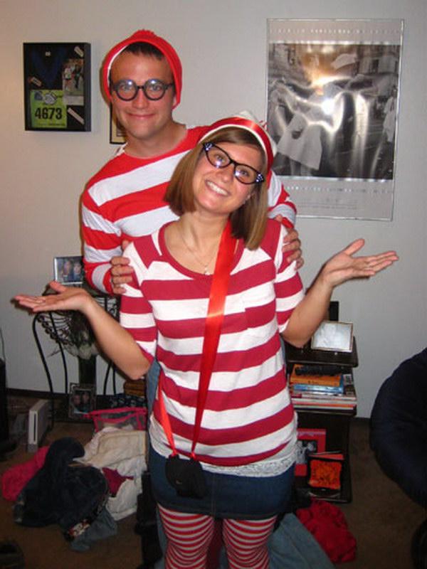 Where's Waldo Costumes.