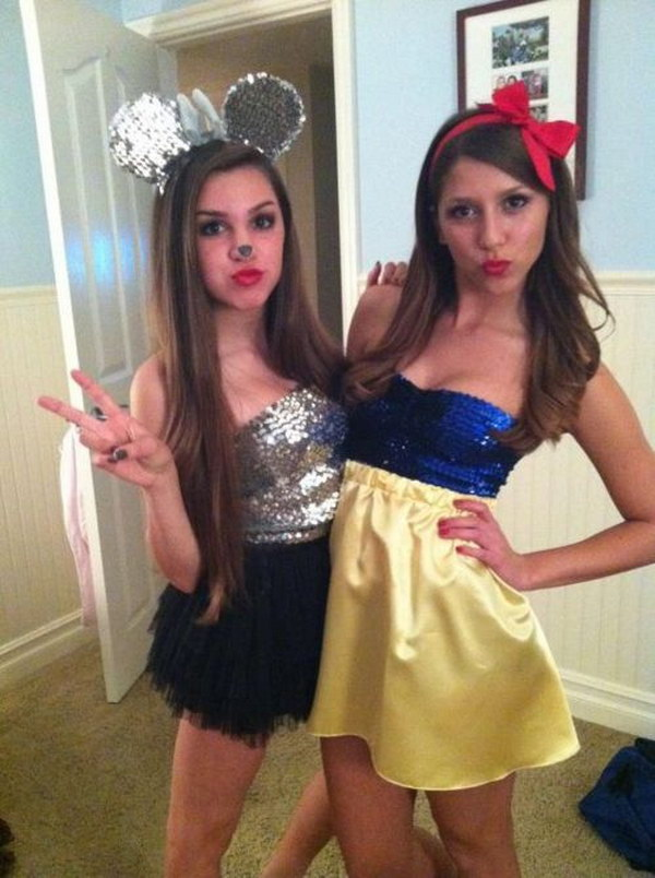 Cute Disney Costumes.