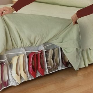 20 DIY Shoe Storage Ideas