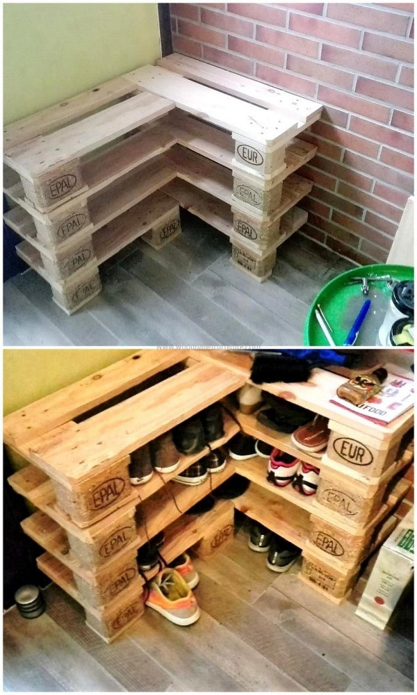 20 diy shoe storage ideas 2017