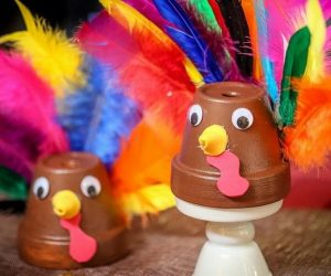 40+ Easy Thanksgiving Crafts To Make